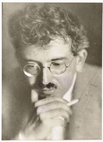 walter benjamin dissertation In 1921, walter benjamin bought paul klee's angelus novus, an oil  theses on  the philosophy of history, that benjamin reflected most.