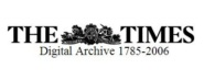 Times Digital Archive 1785-1985