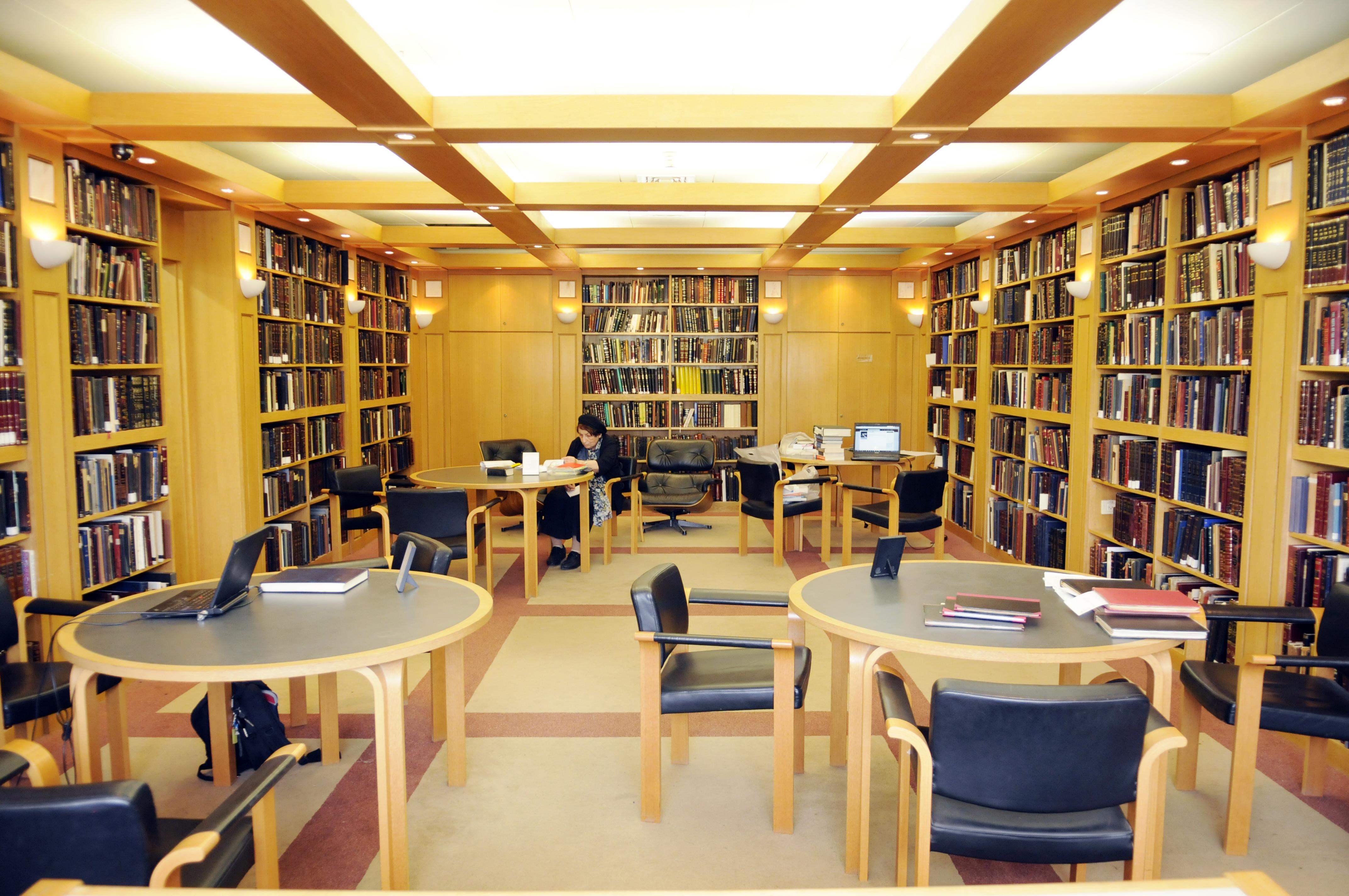 Professor Gershom Scholem The Gershom Scholem Library