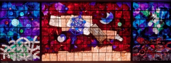 Ardon Windows: Isaiah's vision of eternal peace by Mordecai Ardon
