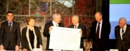 Ceremony of the National Library of Israel Renewal Project
